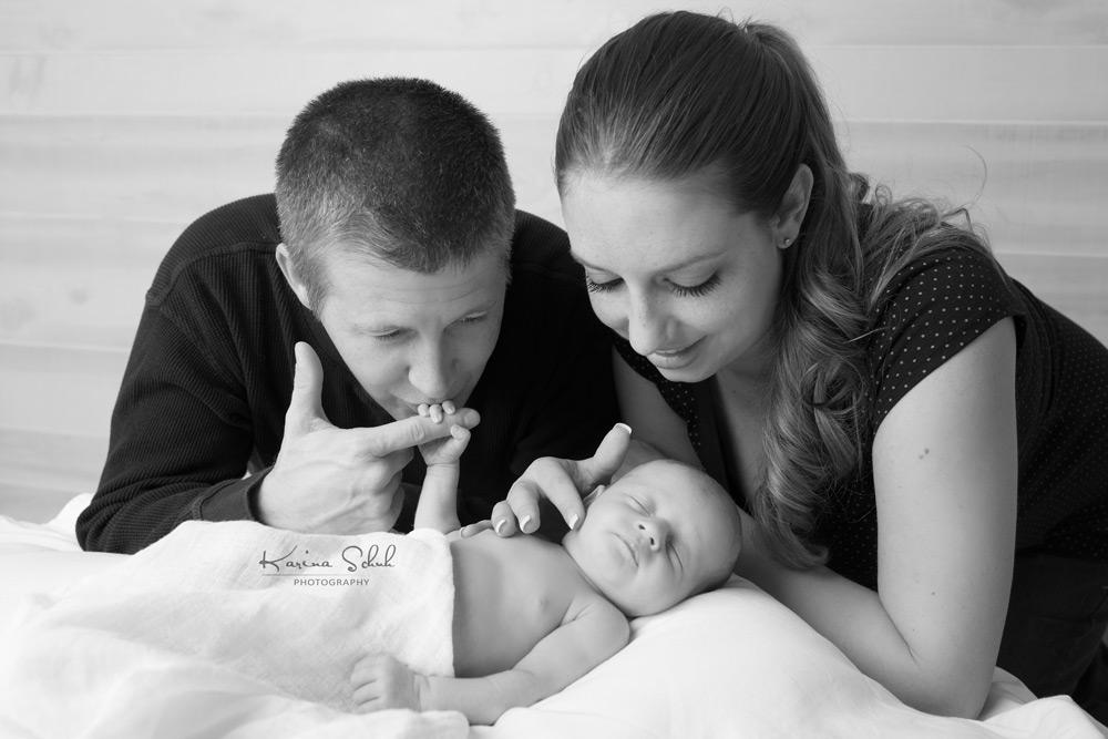 Neugeborenen Fotografie in Koblenz