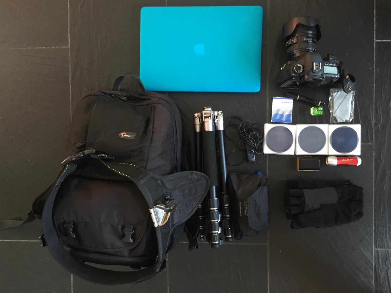 Foto Ausrüstung