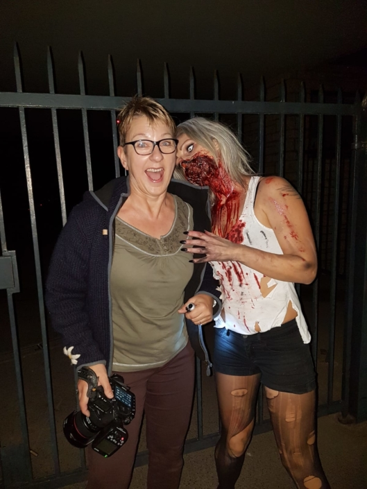 Halloween Fotograf in Koblenz