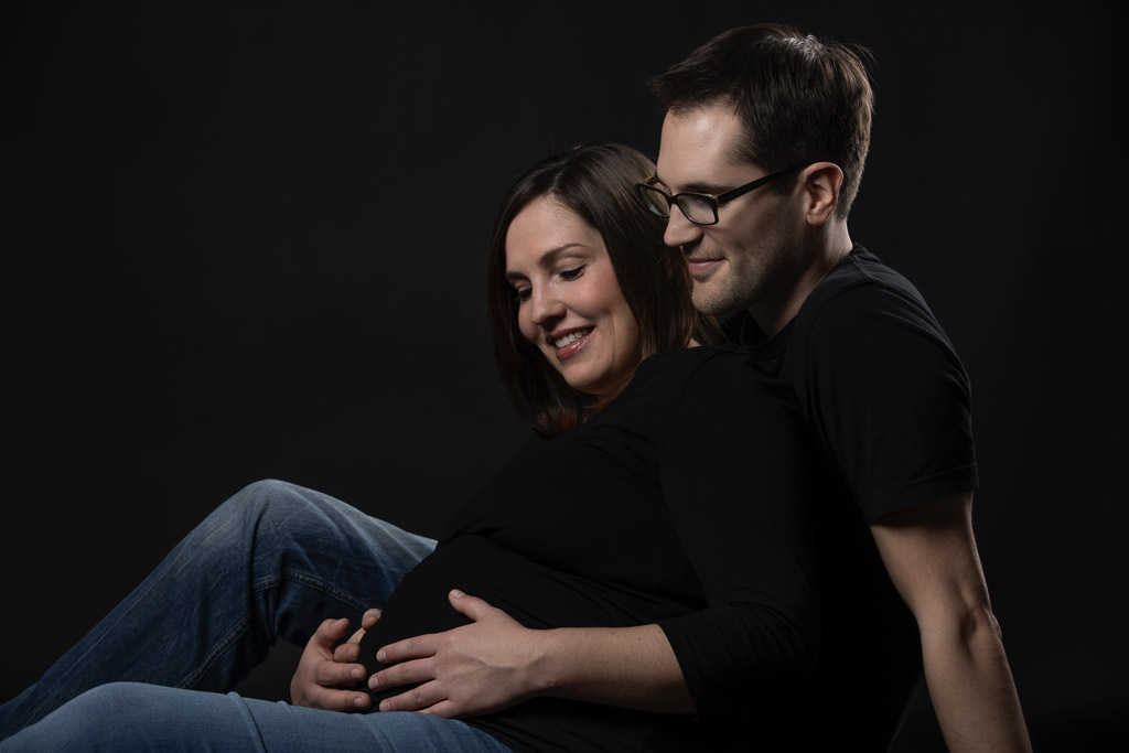 Schwangerschaftsbilder Babybauch in Koblenz