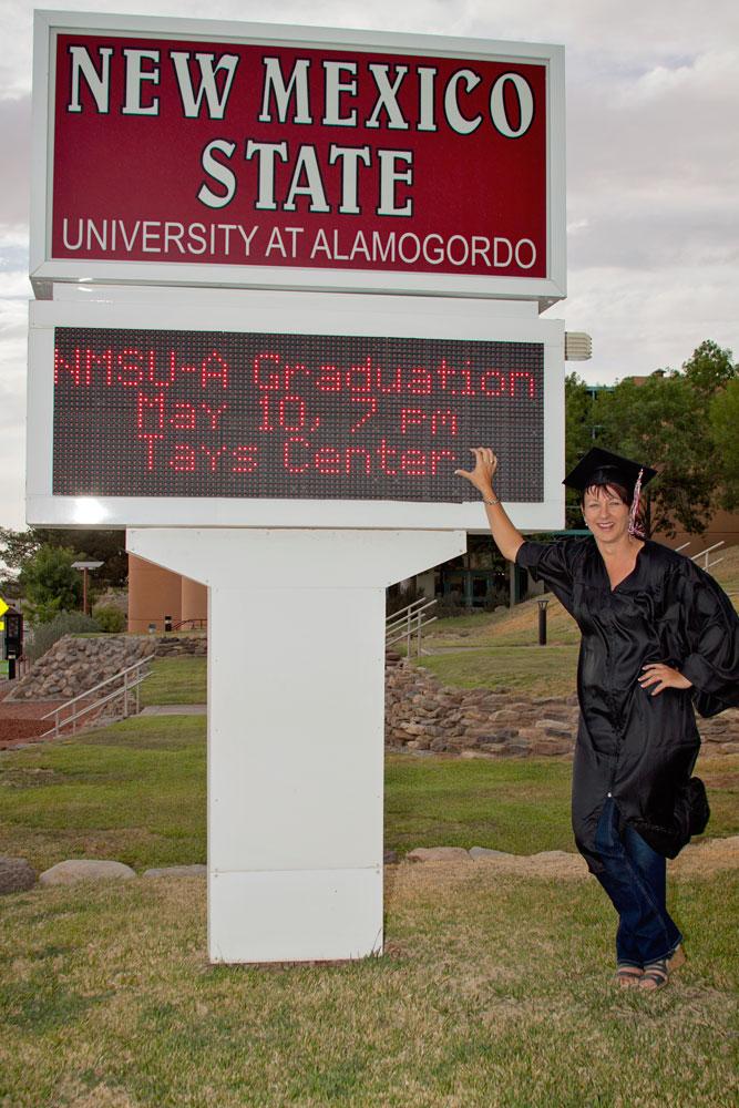 Graduation NMSUA