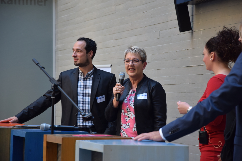 Podiumsdiskussion der Handwerkskammer Koblenz - Digitalisierung2go