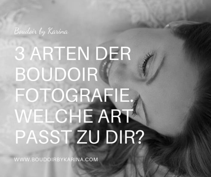Boudoir Fotografie in Koblenz