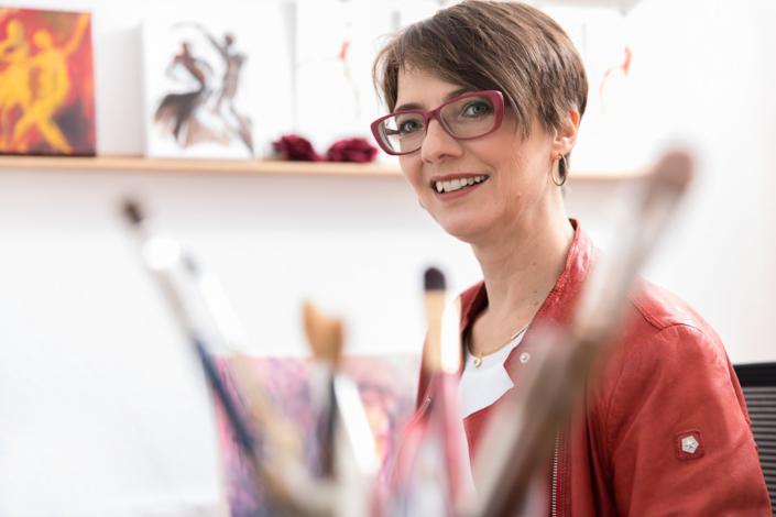 Personal Branding Fotos mit Sandra Hundelshausen in Koblenz