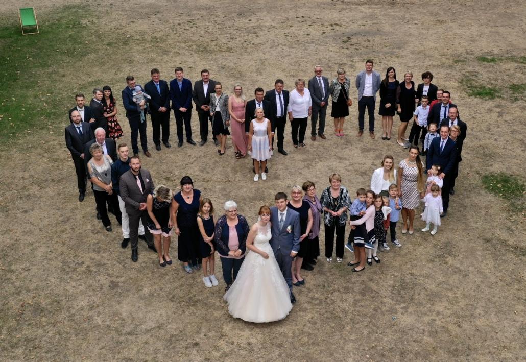 Hochzeit Christopher und Isabell
