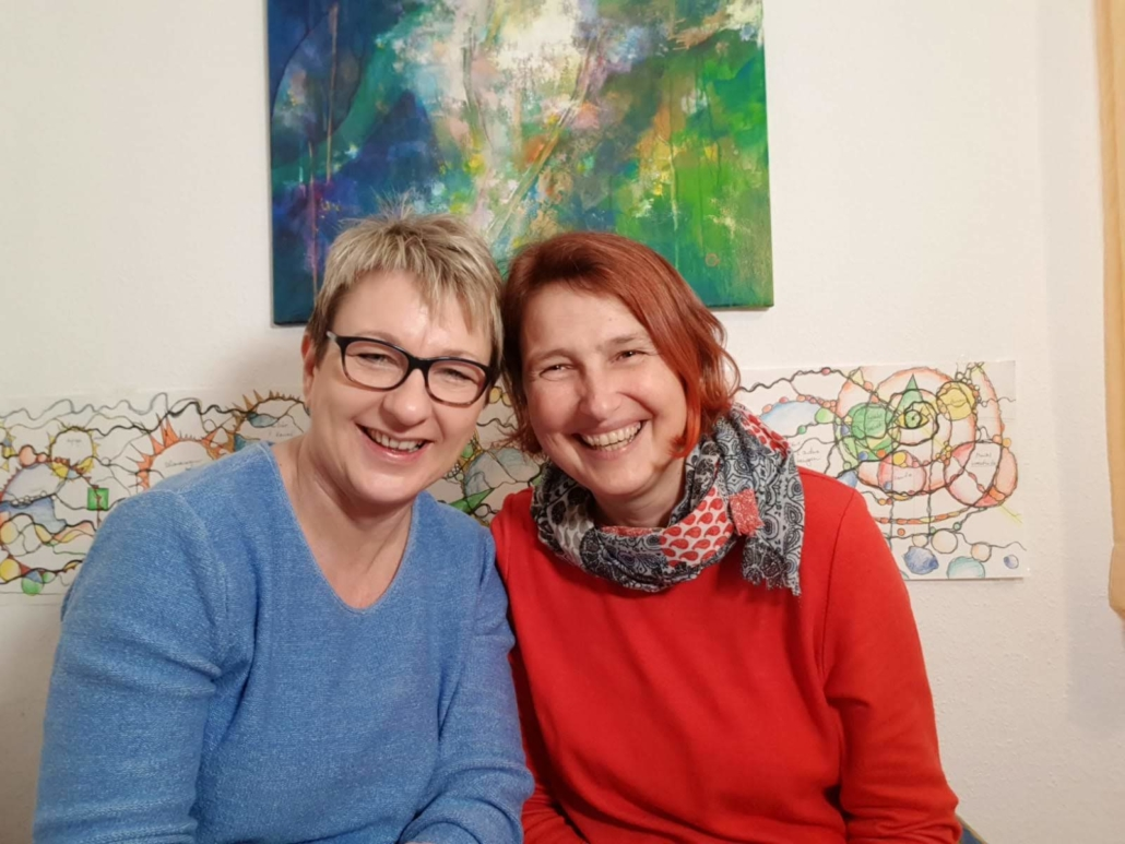 Ein Treffen mit Doris Bürgel - Austausch zum Business