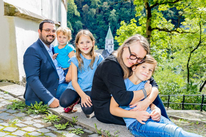 Familienfotos in Koblenz
