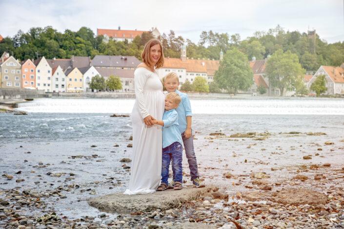 Schwangerschaft- und Familienfotos in Koblenz und Deutschland
