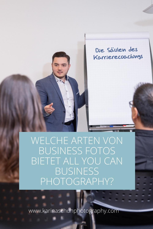 Arten von Business Fotos Blog